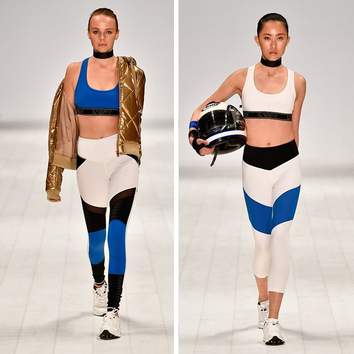 Left or Right? We are loving these Active Collective runwayhellip