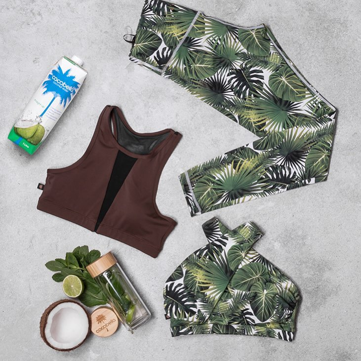 Win three months supply of Cocobella coconut water Lurv wardrobehellip